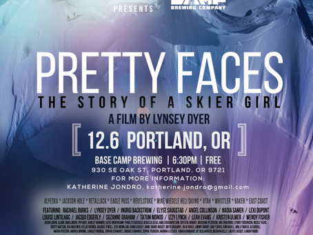 Pretty Faces Screening in Portland, OR – RECAP