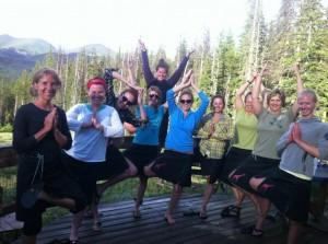 Jump Into Yoga