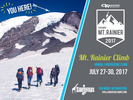 2017 Rainier Climb