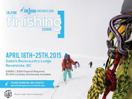 2015 Alpine Finishing School