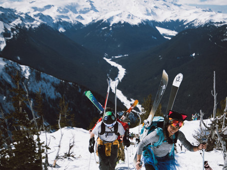 Get the Girls Out Crystal Mountain 2018 – Recap