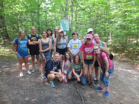 Girls chart course in outdoor industry