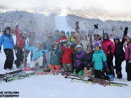 International Women's Ski Day Stowe