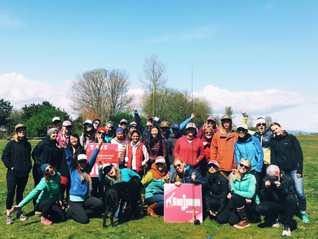 SheJumps Into Fly Fishing Seattle at Golden Gardens Park – Recap