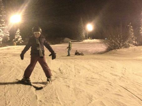Alaska Youth Initiative: Boys & Girls Club learn to ski!