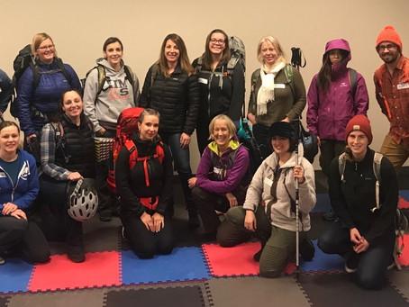 SheJumps Seattle Wilderness First Aid – Recap