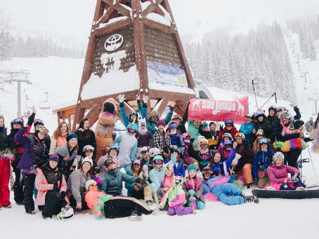 SheJumps Get the Girls Out at Schweitzer Mountain 2017 – Recap