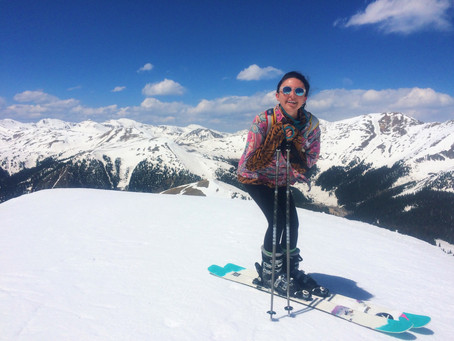 Why we heart spring skiing