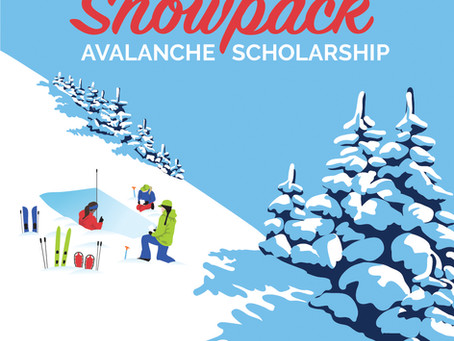 Snowpack Scholarship Overview 2019