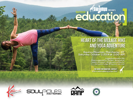 Heart of the Village Yoga and Hike