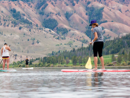 June 24th & July 1 Stand Up Paddle Board in Saratoga Springs, NY