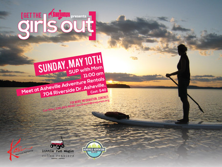 Get the Girls Out: SUP with Mom
