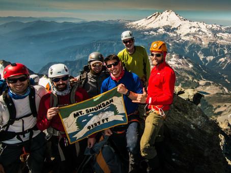 Alpine Ascents: SheJumps Fundraiser Climb – Big Thank YOU!