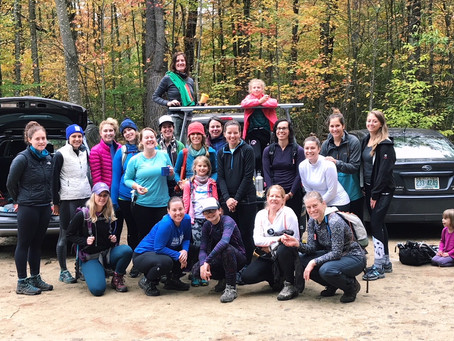 Recap: Autumn Sunrise Hike at Mount Monadnock