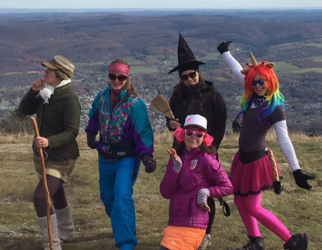 Halloween Hike 2