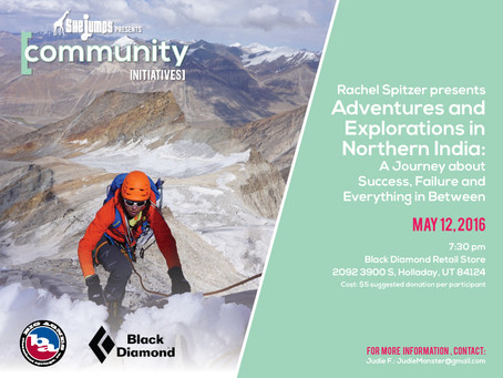 Adventures and Explorations in Northern India: A Journey about Success, Failure and Everything in Be