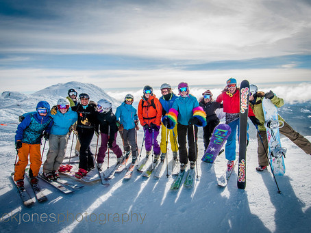 Get the Girls Out Mt Bachelor, Winter '13 Recap!