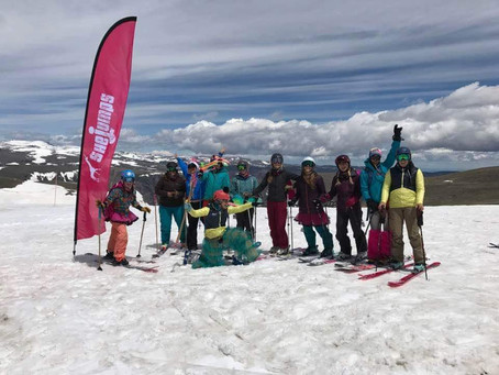Get the Girls Out at Beartooth Basin – Recap