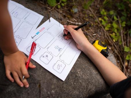Micro Ventures: Plant Identification + Nature Data Hunt