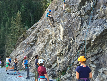 SheJumps Outdoor Lead Climbing with Mountain Madness in North Bend, WA – Recap