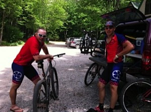 We made it 65 miles on only needed the HeroKit once!