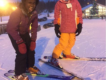 Boys & Girls Club Learn to Ski Series @ Hilltop, Alaska
