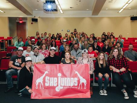 SheJumps Into Avalanche Awareness Clinic Spokane: Know Before You Go 2016 – Recap
