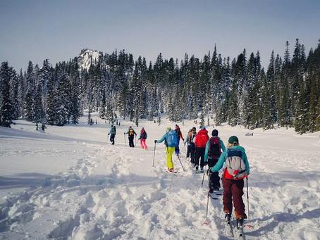 SheJumps edition: Mountain Madness AIARE Level 1 Course – Recap