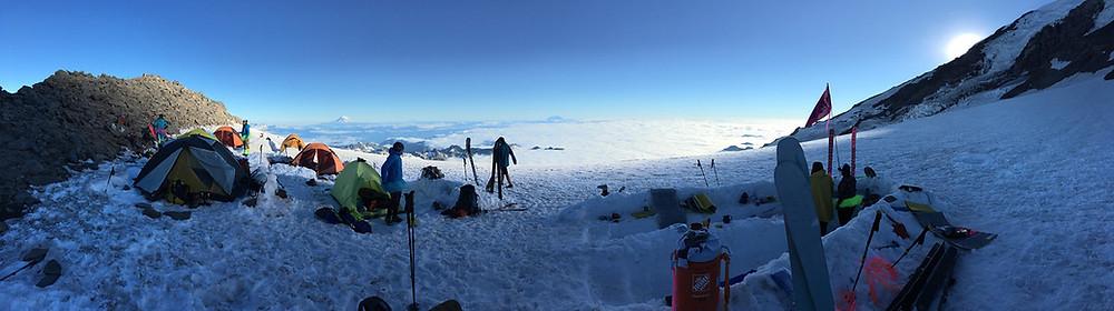 Camp View Panorama