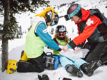 Wild Skills Junior Ski Patrol: Crystal Mountain