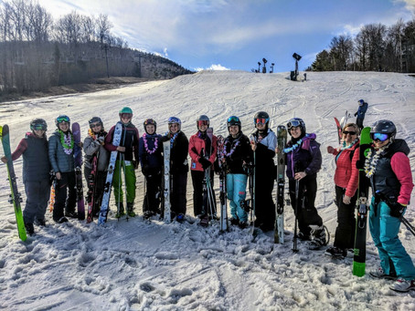 """Let's Hear it For the Girls"" Lady Shred at Crotched Mountain Recap"