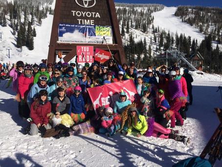 Get The Girls Out at Schweitzer Mountain – Recap