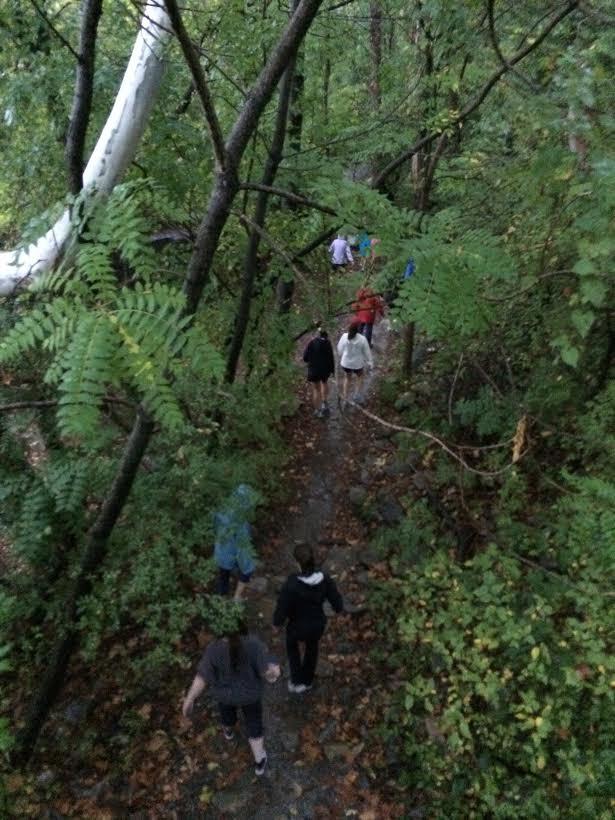 Urban Hike Richmond