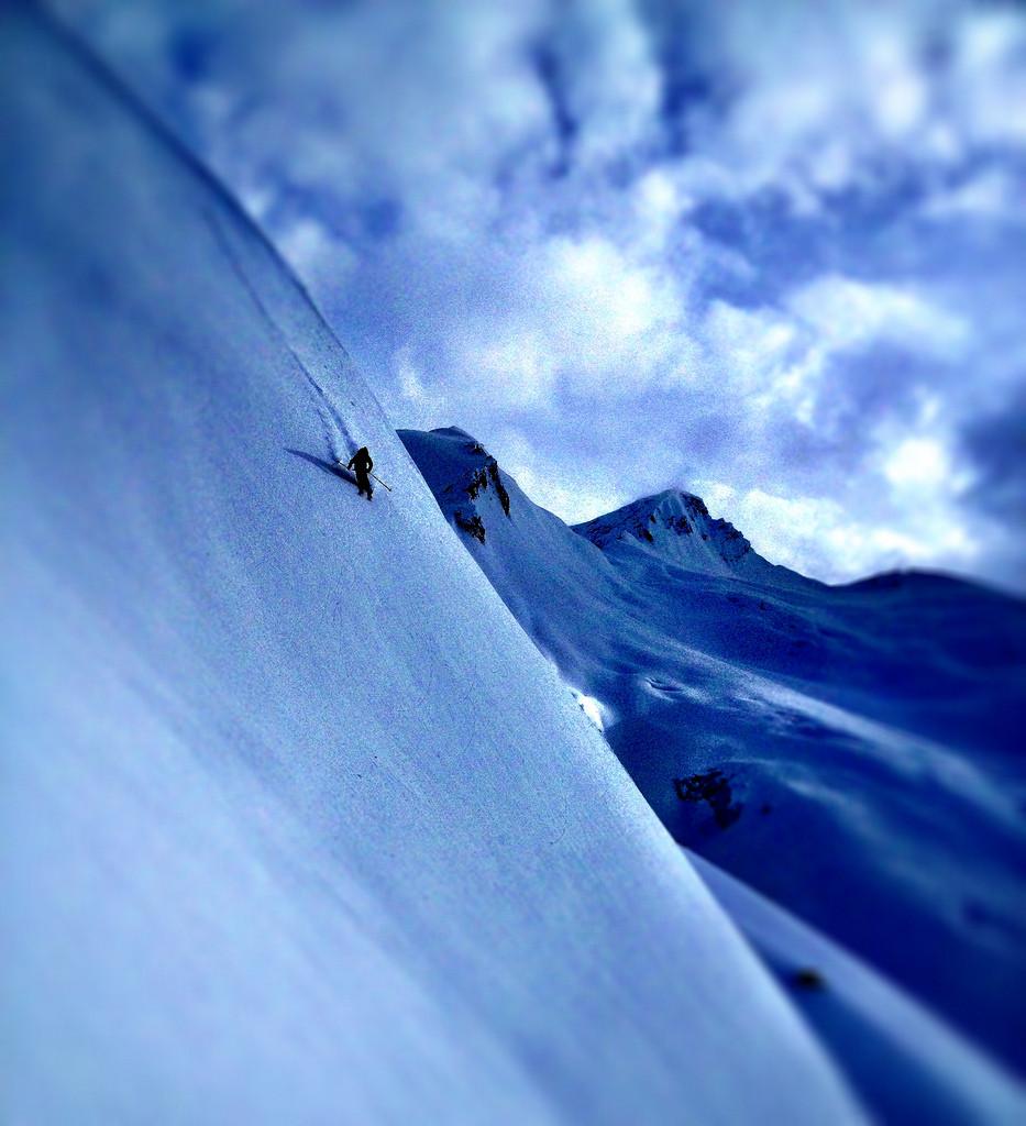 LD Blue Skier Action copy