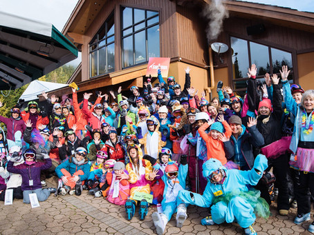 SheJumps Get the Girls Out at Crystal Mountain 2017 – Recap