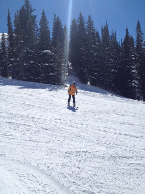 SJIC skiing