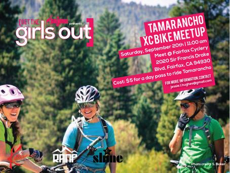SheJumps Bay Area Mountain Bike Meetup!