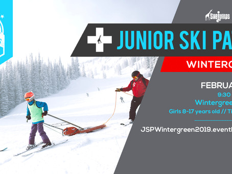 Wild Skills Junior Ski Patrol: Wintergreen