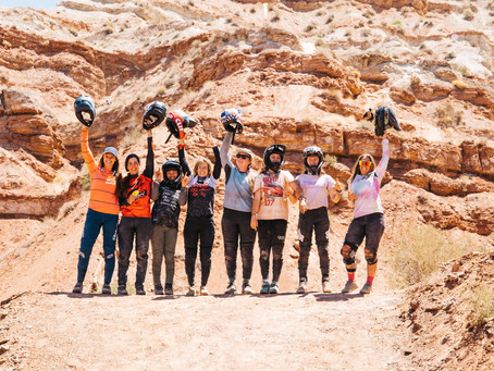 Red Bull Formation: Creating a Space for Women's Freeride Mountain Biking
