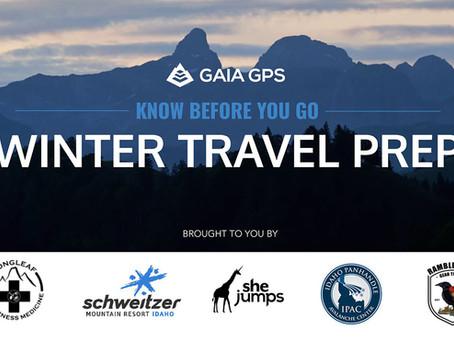 Winter Travel Prep – Inland Northwest