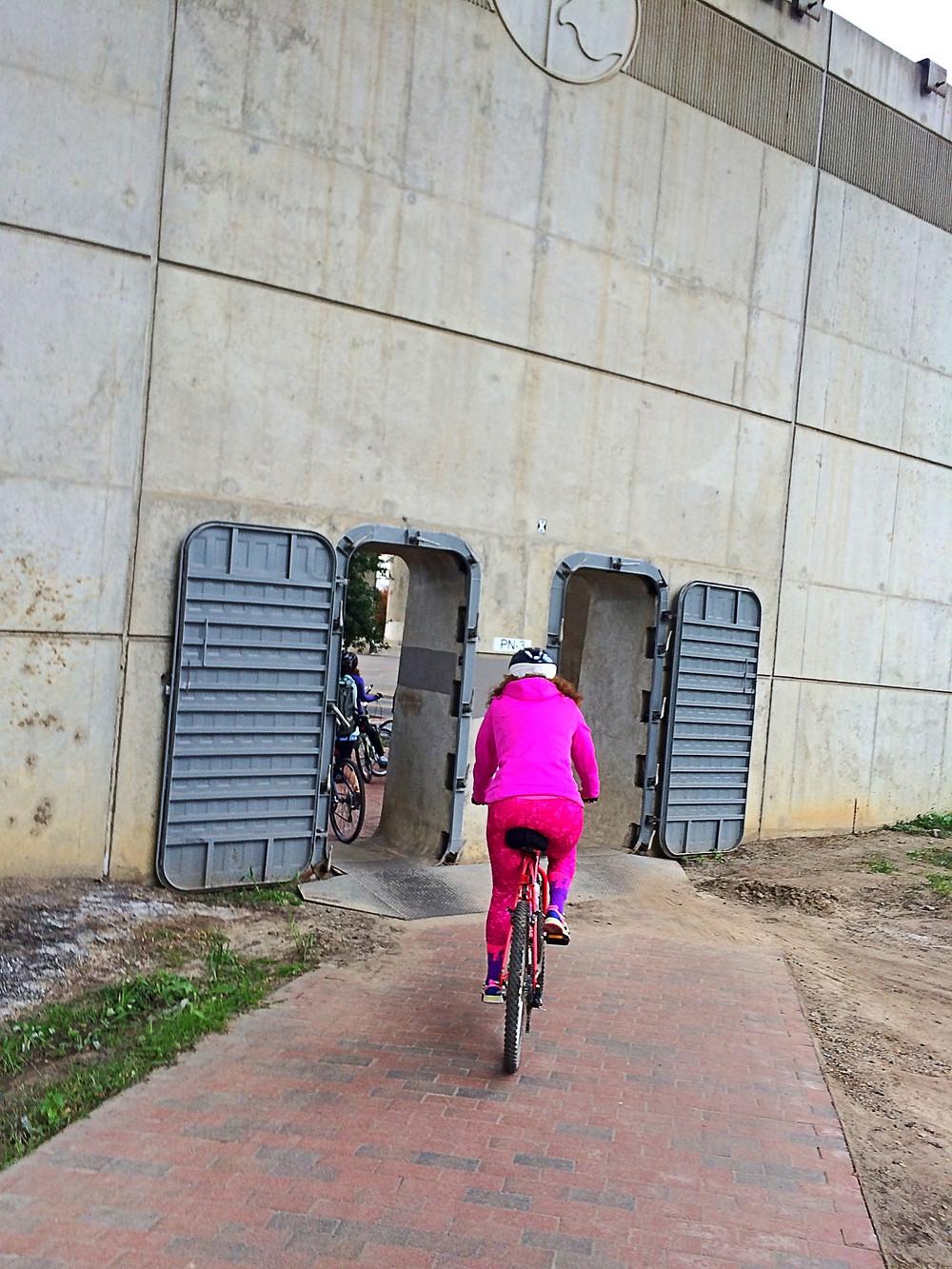 SheJumps Capital Trail Cycle