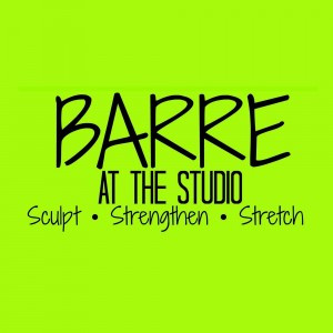 Barre at the Studio logo