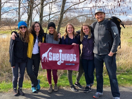 SheJumps Wilderness First Aid Bellingham Course – Recap