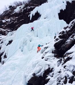 Valdez Ice Climbing Clinic 2015