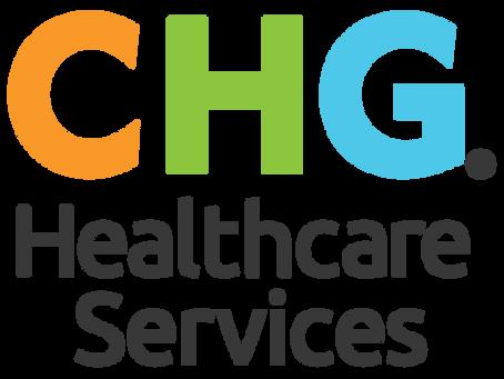 CHG Healthcare Donates $33,206 to SheJumps!