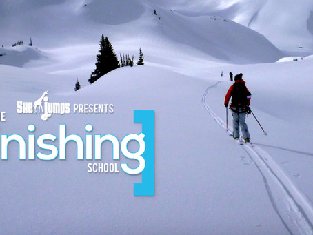 Alpine Finishing School – Filled Up!