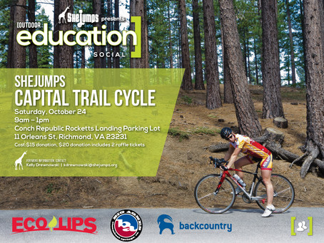 Capital Trail Cycle