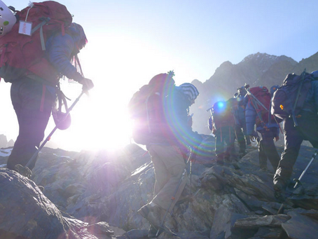 Climbing & Skiing for a cause: Ascend Afghanistan