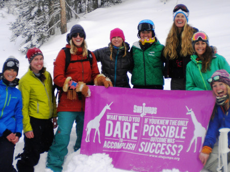Women of the Tetons Knocking Down the Door for Avy Education