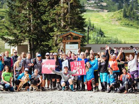 SheShreds at Stevens Pass: Mountain Biking Fun – Recap